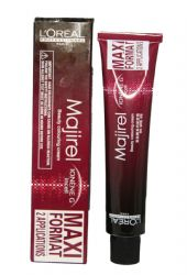 Loreal Majirel 100ml | Double Size Tube | Permanent Hair Colour No 4.45